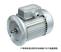 YY single-phase capacitor running asynchronous motor (below 71 stand use)